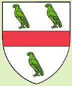Coat of Arms of the de Thweng family