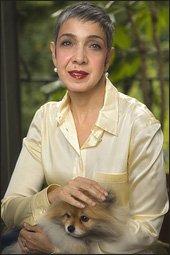Author Yona Zeldis McDonough